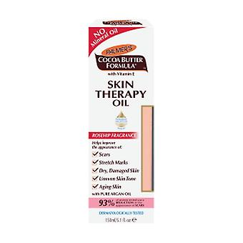 Palmers cbf skin therapy oil rosehip 150 ml of oil