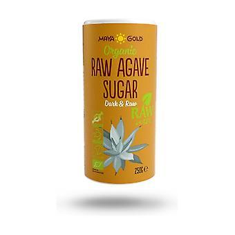 Ruwe biologische Agave suiker 250 g