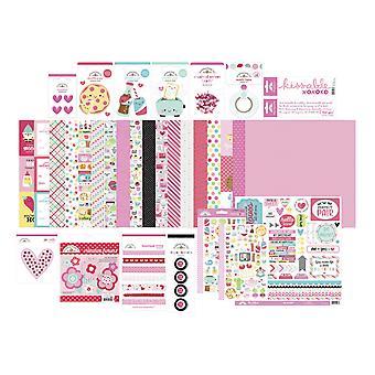 Doodlebug Design Minun Punny Valentine Arvo Bundle