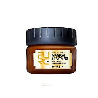 Hair Treatment Conditioner - Repair Damage Hair And Smoothing, Straightening