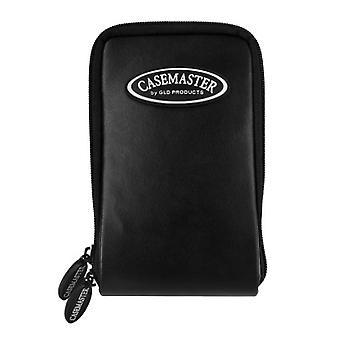 36-0909-01, Casemaster Mini Pro Boîtier de fléchettes en cuir noir