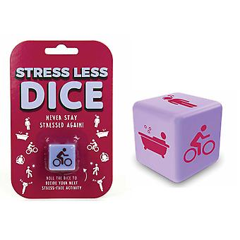 Stress Less Dice