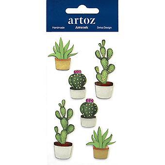 Cactus Craft utsmyckning av Artoz