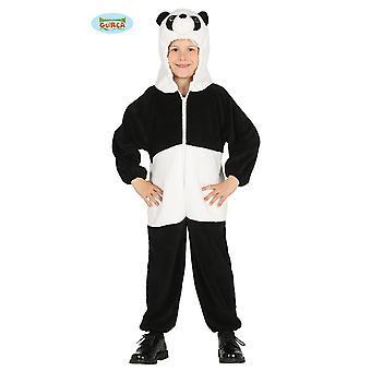 Panda bear kostym för barn Björn