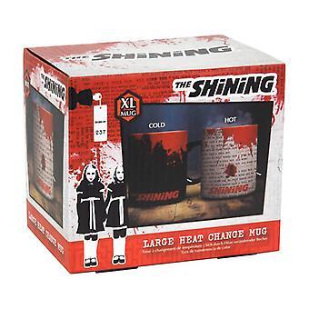 The Shining Large Heat Change Mug Horror Movie Coffee Cup 550ml