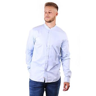 Scotch & Soda Grandad Collared Ls Shirt