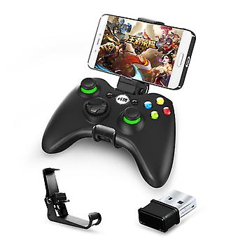 Wireless Bluetooth Usb Gamepad For Android / Ios / Tablet / Smart Tv Decoder / Pc / Ps3