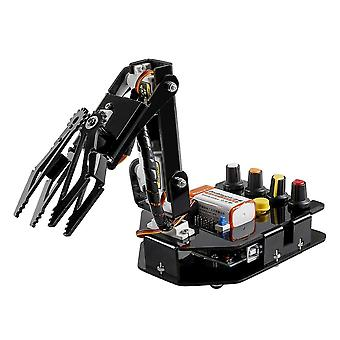 Rc Programmable Robot Elctronic Robotic Arm Kit 4-axis Servo Control Rollarm