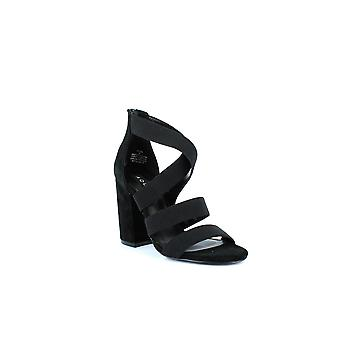 Aqua | Frenz Block Heel Sandals