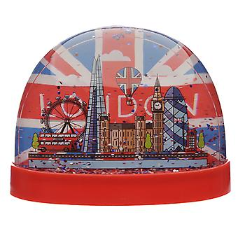Collectable Snow Storm - London Union Jack Large X 1 Pack