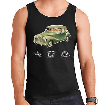 Austin X Ray Interior British Motor Heritage Men's Vest