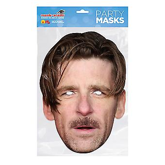 Mask-arade Paul Anderson Party Mask
