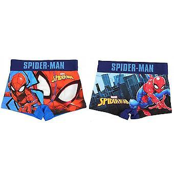 2-pack Boxerkalsonger Spider-Man 2/3 år