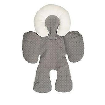 Reversibel et coussin de siège de soutien de la tête détachable