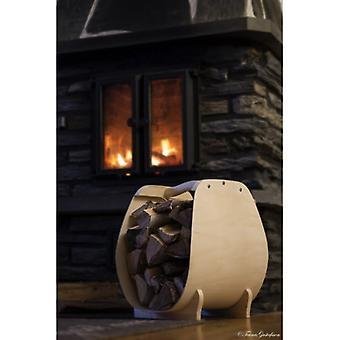Handmade Wooden Basket