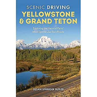 Scenic Driving Yellowstone & Grand Teton: Esplorare i parchi nazionali & le strade secondarie più spettacolari (Guida panoramica)