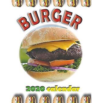 Burger 2020 Calendar