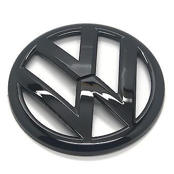 Gloss Black VW Volkswagen Golf MK6 Rear Boot Lid Trunk Badge Emblem 110mm 2009-2012