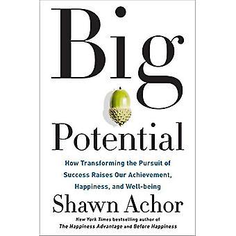 Grande potencial: Como transformar a busca do sucesso gera nossa realização, felicidade e bem-estar