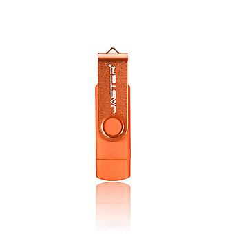 Usb Flash Drive Smart Telefon / nettbrett / pc Pendrives Otg ekte kapasitet USB Stick
