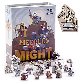 Meeples of Might
