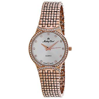 Mathey Tissot Women's Classic Silver Dial Watch - D2681PI