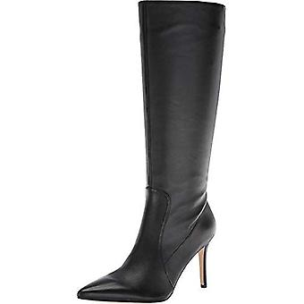 NINE WEST Womens Fivera Leather Tall Knee-High Boots