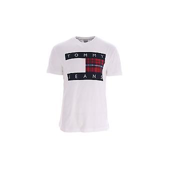 Tommy Hilfiger DM0DM08791YBR t-shirt universel pour hommes d'été