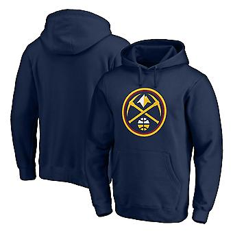 Denver Nuggets Pullover Hoodie Swearshirt Tops 3WY410
