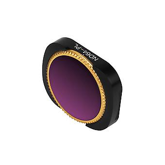 Adjustable Filter Optical Glass Camera Lens Filter ND-X ND32+ND64+ND32-PL+ND64-PL Set  Black
