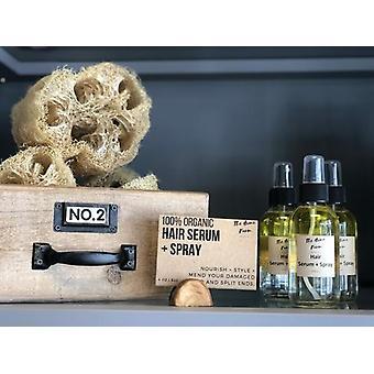 Organic Hair Serum + Spray