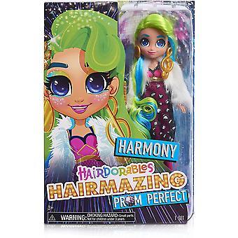Hairdorables Hairmazing - Sarja 2 Muoti Nukke (Harmony)