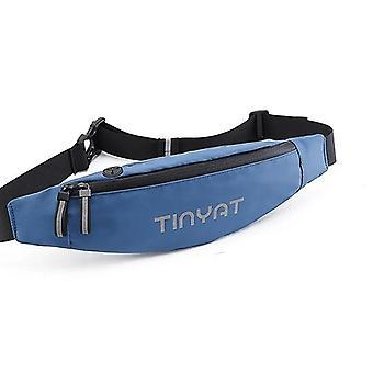 Waist Belt Hip Pack, Waterproof Canvas & Pouch Casual Bag Women
