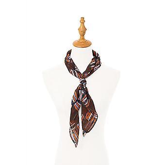 """35"""" Silk Feeling 90 Cm Square Hair Neck Sleeping Sjaal for Women"""