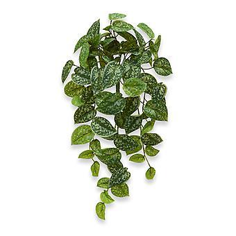 Kunst scindapsus Pictus hangplant 60 cm