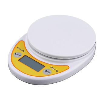5kg/1g Lcd Display Digital Electronic Weight Home Kitchen Scale For Food