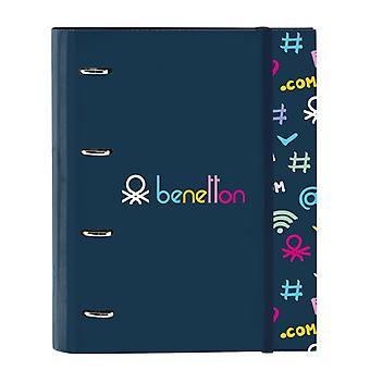 Rengaskansio Benetton Dot Com