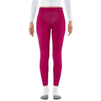 Falke Wool Tech Tights - Berry Pink