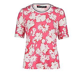 Betty Barclay 2806/2260 T-Shirt, Pink/Cream, 44 Woman