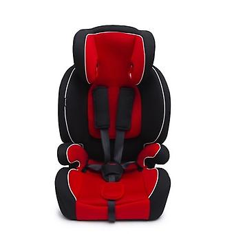 Child car seat with armrests 9 – 36 kg – Red