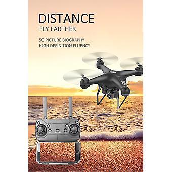 ثنائي HD 4K RC طائرة بدون طيار Quadrocopter مع كاميرا GPS WIFI واسعة زاوية التصوير الجوي| RC مروحيات