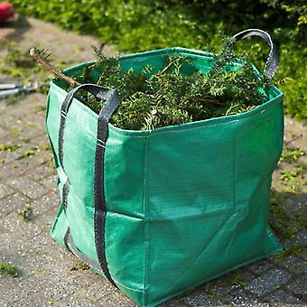 Natuur tuin vuilniszak groen plein 148 L