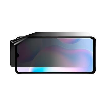 Celicious Privacy Lite (Landscape) 2-Way Anti-Glare Anti-Spy Filter Screen Protector Film Compatible with Xiaomi Redmi 9AT