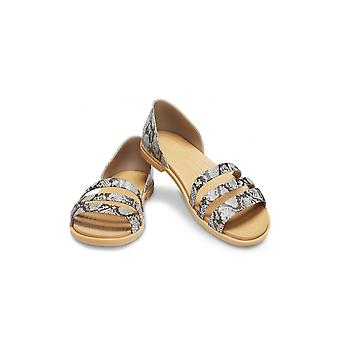Crocs W Talum Flat 20610915W universal summer women shoes