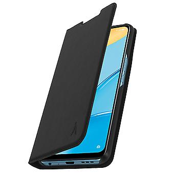Case for the Oppo A15 4G / A52 5G Akashi Card and video Holder black