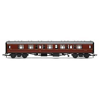 Hornby R4784 BR Mk1 Käytävä Komposiittivaunu E15481 00 Gauge
