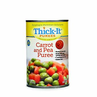 Thick-It Puree Thick-It 15 oz. Container Can Carrot and Pea Flavor Ready to Use Puree Consistency, 1 Each