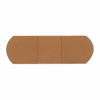Dukal Adhesive Strip, Tan 100 Count