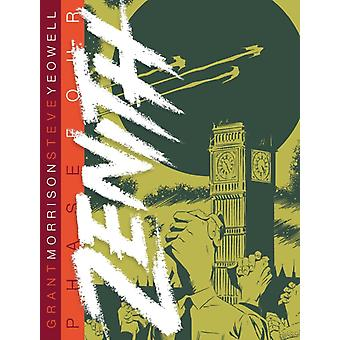 Zenith Phase Four by Grant Morrison & Illustrated by Steve Yeowell