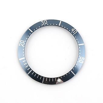 Alumiinikehys, kellonvalitsin sukeltaja, osat kellot vaihtaa tarvikkeet rengas
